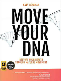Move your DNA by Katie Bowman